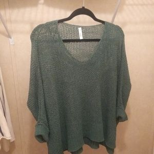 Wishlist knit sweater